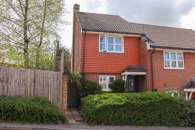 2 bed end terrace house for sale in John Arlott Court, Grange Road, Alresford SO24