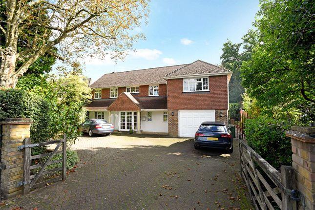 5 bed detached house for sale in Woodlands Road, West Byfleet, Surrey