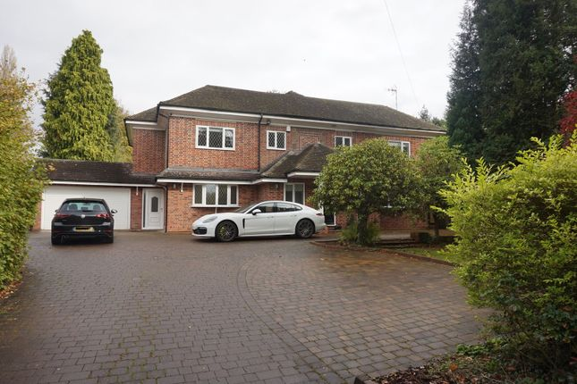 Thumbnail Detached house to rent in Broome Lane, Kidderminster