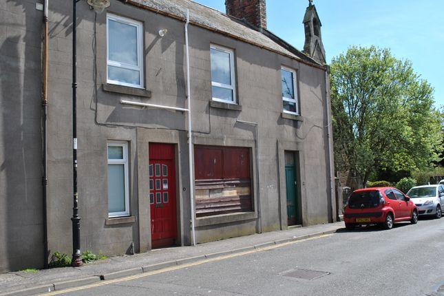 Front View of Market Street, Montrose DD10