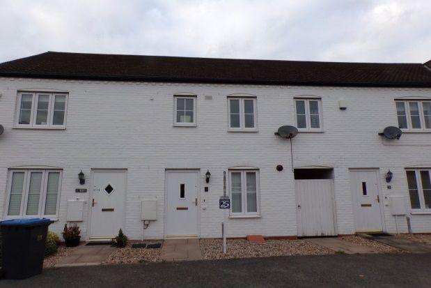 Thumbnail Terraced house to rent in Addison Mews, Stratford-Upon-Avon