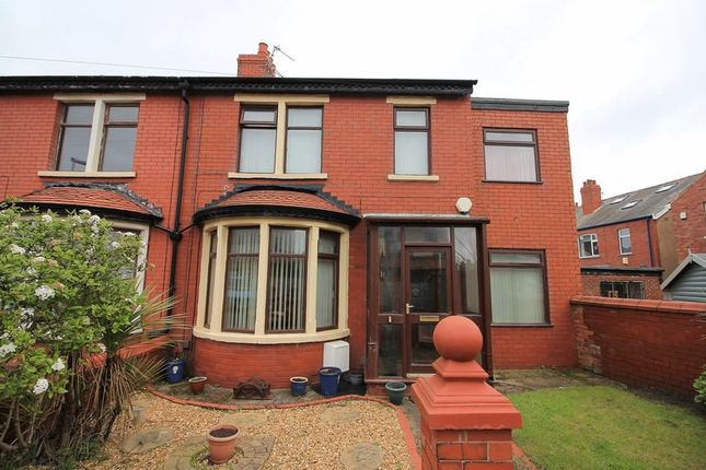 Thumbnail Semi-detached house to rent in 28 Jesmond Avenue, Blackpool