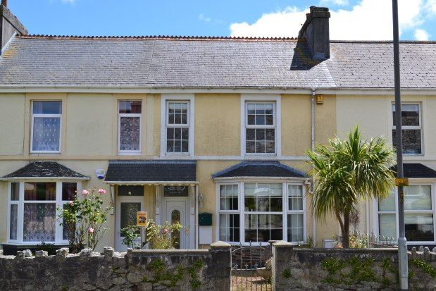 Thumbnail Property to rent in Belgrave Terrace, Liskeard