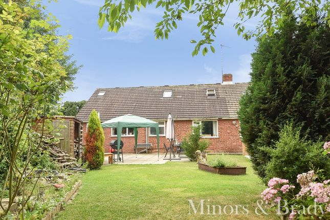 Thumbnail Detached bungalow for sale in Station Road, Ormesby, Great Yarmouth