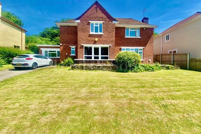 Thumbnail Detached house for sale in Woodland Drive, Rogerstone, Newport.