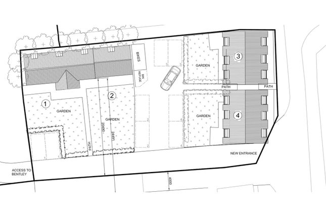Thumbnail Land for sale in Ashwells Road, Brentwood