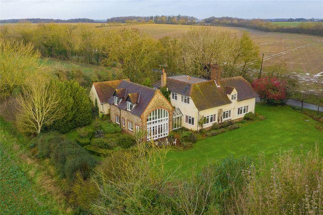 4 bed detached house for sale in Butlers Lane, Saffron Walden, Essex CB10