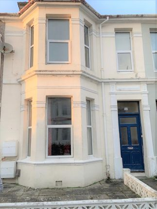Thumbnail Flat to rent in Westbourne Road, Peverell, Plymouth