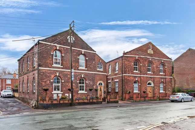 Thumbnail Block of flats for sale in Station Road, Biddulph, Staffordshire Moorlands