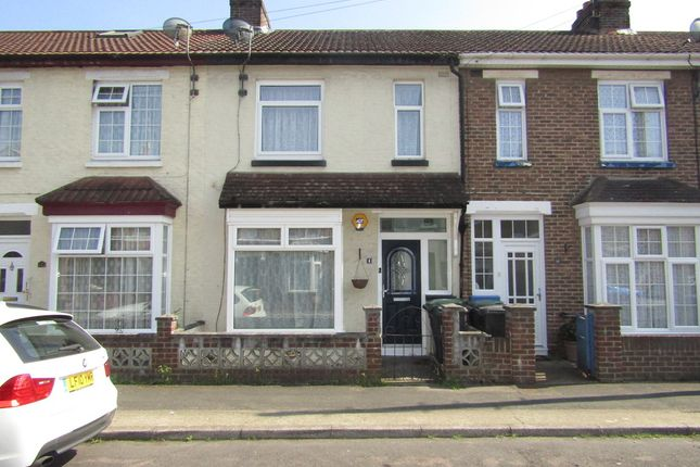 Thumbnail Terraced house to rent in Harding Road, Gosport
