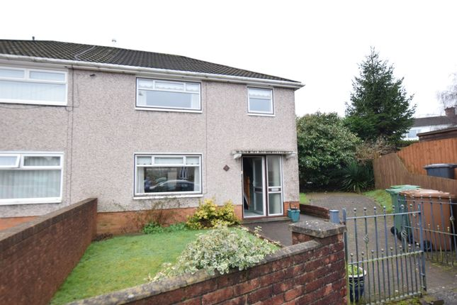 3 bed semi-detached house for sale in Pleasant View, Blackwood NP12
