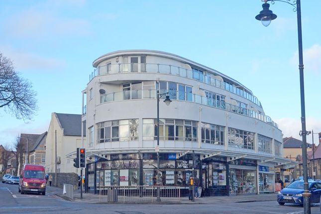 Thumbnail Duplex for sale in Llofft Washington, Stanwell Road, Penarth