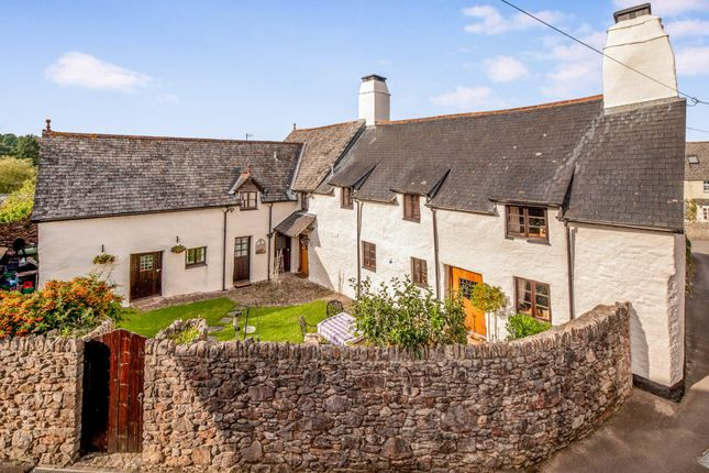 Thumbnail Cottage for sale in North Street, Ipplepen, Newton Abbot