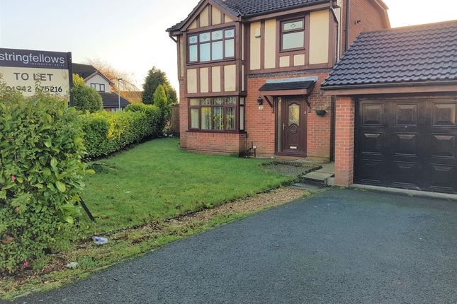 Thumbnail Detached house to rent in Aldford Drive, Atherton