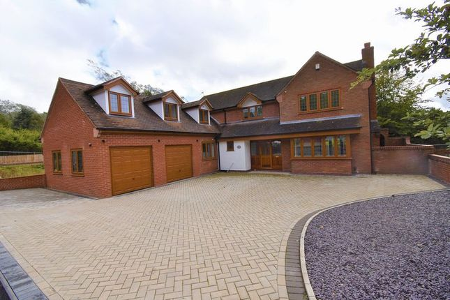Detached house for sale in Lees Farm Drive, Madeley, Telford