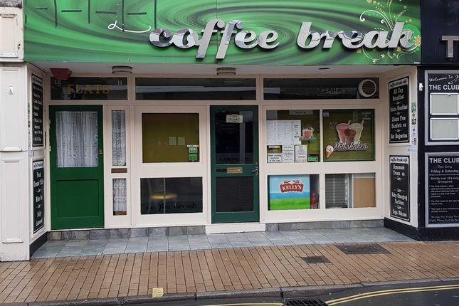 Thumbnail Retail premises for sale in High Street, Ilfracombe, Devon