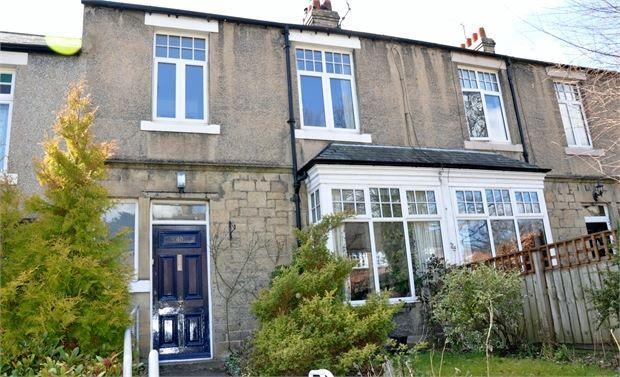 Thumbnail Terraced house for sale in Millfield Terrace, Hexham