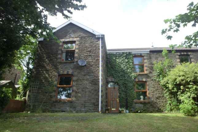 Thumbnail Semi-detached house to rent in The Old Manse, 18 High Street, Clydach, Swansea.