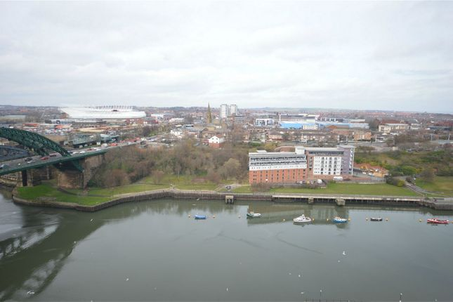 Thumbnail Flat to rent in Echo Building, City Centre, Sunderland, Tyne And Wear