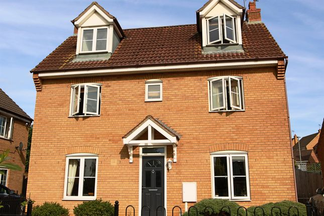 Thumbnail Detached house for sale in Foundry Walk, Thrapston, Kettering
