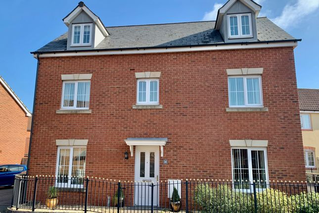 Thumbnail Detached house for sale in James Stephens Way, Chepstow