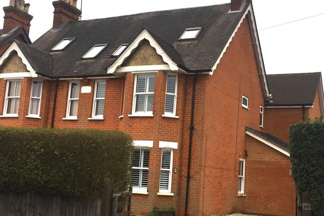 Thumbnail Semi-detached house to rent in Yorktown Road, Sandhurst