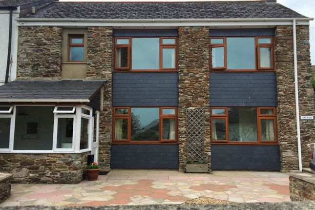 Thumbnail Semi-detached house to rent in Gills Nursery, Totnes