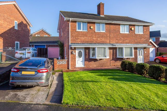 3 bed semi-detached house for sale in Acorn Close, Barlby, Selby YO8