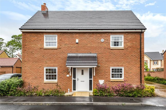 Thumbnail Detached house for sale in Shrivenham, Oxfordshire
