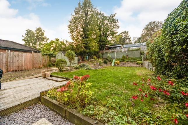 Garden of Brighton Road, Purley, Surrey, . CR8