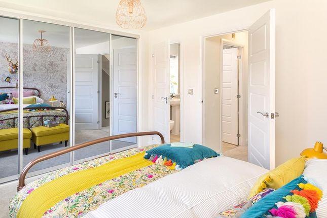 "Bedroom Two of ""Norbury"" at Cricket Field Grove, Crowthorne RG45"
