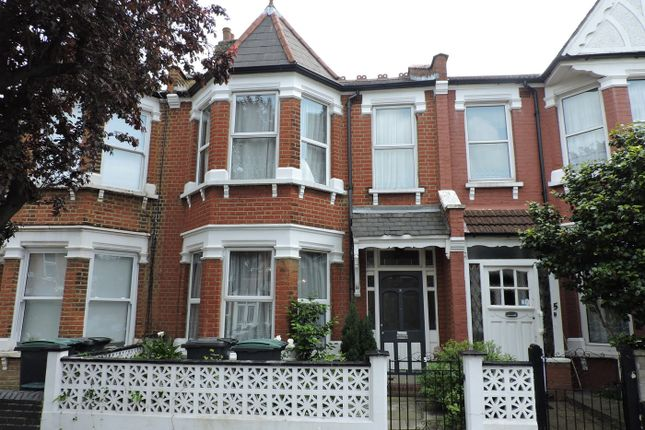 Thumbnail Terraced house to rent in Cornwall Avenue, London