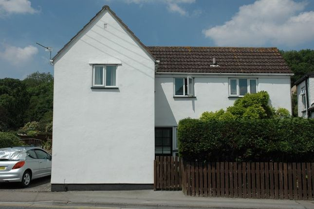 Thumbnail Detached house to rent in Old Church Road, Clevedon