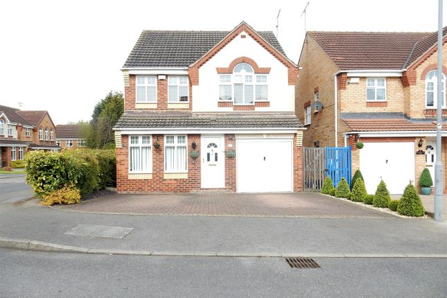 Thumbnail Property for sale in Marlborough Close, Worksop