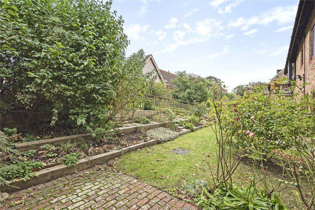 Communal Gardens of Emden House, Barton Lane, Headington, Oxford OX3