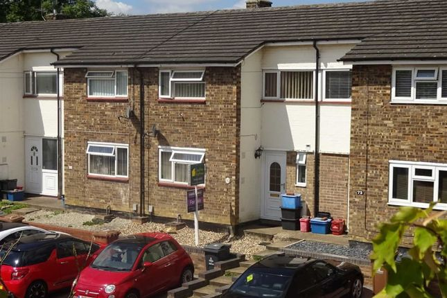 Thumbnail Terraced house for sale in Shephall Way, Close To Loveswood, Stevenage, Herts