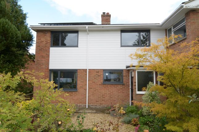 Thumbnail Semi-detached house for sale in Kings Elms, Barton Stacey, Winchester