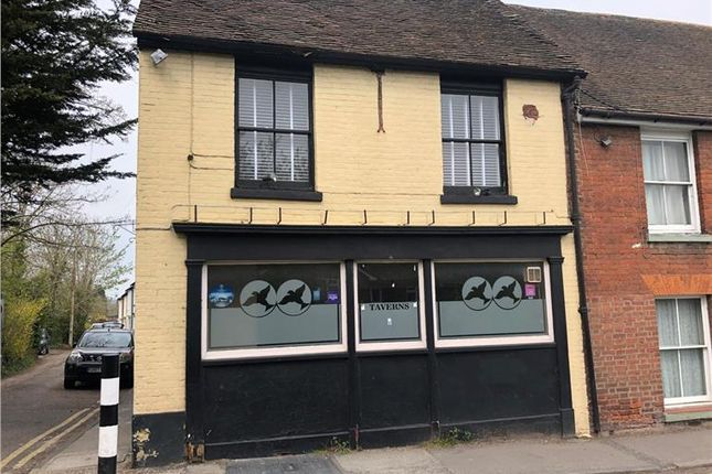 Thumbnail Pub/bar for sale in The Two Doves, 25 Nunnery Fields, Canterbury, Kent