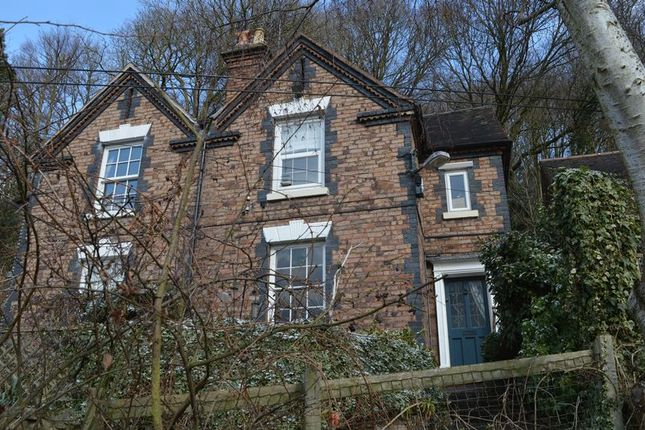 Thumbnail Semi-detached house for sale in Church Road, Coalbrookdale, Telford, Shropshire.