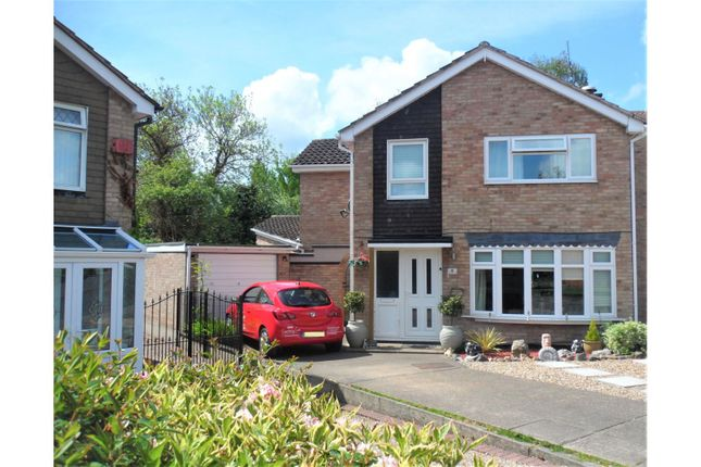 Front View of Wilshere Close, Kirby Muxloe, Leicester LE9