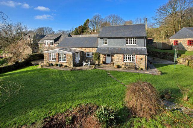 Thumbnail Detached house to rent in Treworrick Lane, Liskeard, Cornwall