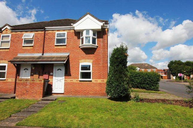 Town house for sale in Peckleton Green, Barwell, Leicester