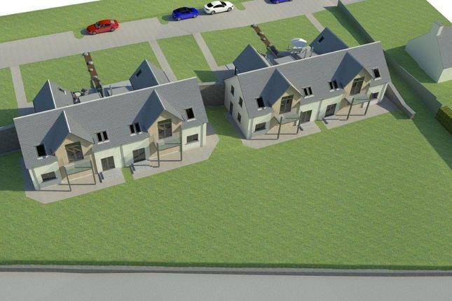Thumbnail Semi-detached house for sale in Residential Development, Balnaskeag, Kenmore