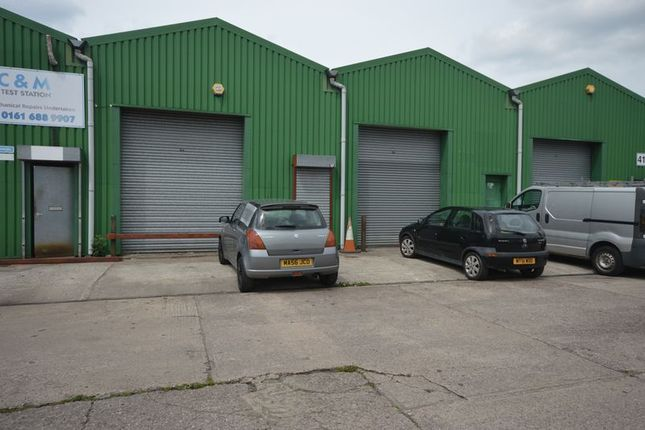 Thumbnail Light industrial to let in Phoenix Industrial Estate, Failsworth, Manchester