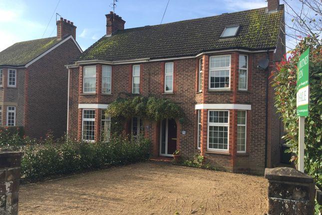 Thumbnail Semi-detached house for sale in Rusper Road, Horsham