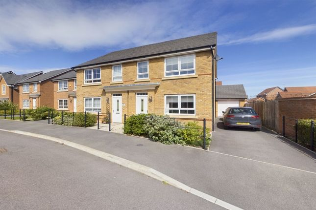 Thumbnail Semi-detached house for sale in Peregrine Way, Warwick