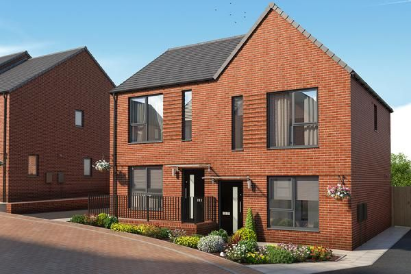 """Thumbnail Property for sale in """"The Foxhill At Birchlands"""" at Earl Marshal Road, Sheffield"""