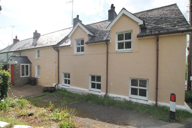 Thumbnail Semi-detached house for sale in Lancych, Boncath
