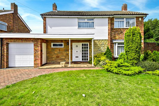 Thumbnail Link-detached house for sale in The Firs, Bexley, Kent