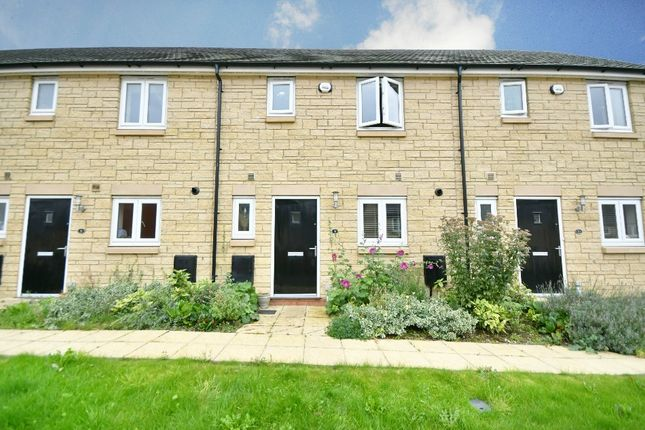 2 bed terraced house for sale in Dyehouse Field, Kings Stanley, Stonehouse GL10